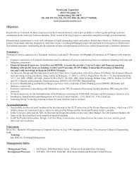 Developer Resume Examples New Informatica Resume Administrativelawjudge