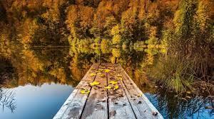 Autumn Lake Wallpapers - Top Free ...