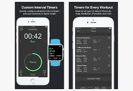 timefit interval workout timer