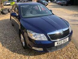 Used Skoda Octavia Cars For Sale In Lincolnshire | Desperate Seller