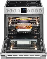 Professional Electric Ranges For The Home Fpeh3077rf Frigidaire Professional 30 Electric Range