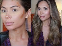 marianna hewitt highlight and contour makeup tutorial pro artist la la mer