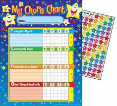 Details About 25 Childrens Star Progress Reward Behaviour Chore Chart 100 Stickers