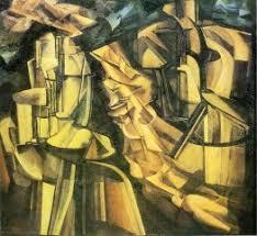 Akt, eine treppe herabsteigend nr. Marcel Duchamp Gemalde Zum Verkauf Ol Reproduktion Von Marcel Duchamp