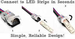 12 Volt Led Light Strips Inspiration 32 Volt LED Light Strips Powering And Wiring LEDSupply Blog