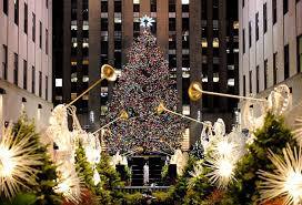 the ultimate manhattan lights the rockefeller tree