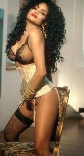 Latoya jackson nude naked tits