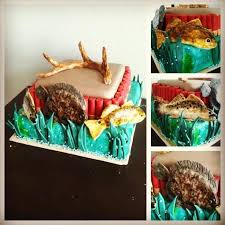 Related Pictures Of Fishing Grooms Cake Of Cakes Grooms Fishing
