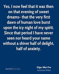 Edgar Allan Poe Love Quotes Gorgeous Edgar Allan Poe Quotes QuoteHD