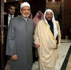 شيخ الأزهر يستقبل وزير الشؤون الإسلامية بالمملكة العربية السعودية.. صور -  اليوم السابع