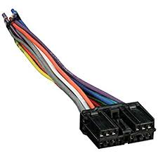 amazon com metra 70 7001 radio wiring harness for mitsubishi 1992 mitsubishi eclipse radio wiring harness at Mitsubishi Wiring Harness