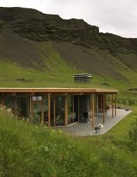 Beautiful green roof & earth-sheltered home.
