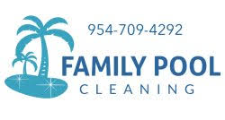 pool cleaning logo. Family Pool Cleaning Logo I