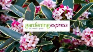 gardening express voucher codes for