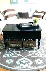 coffee table with storage baskets baskets for under coffee table under coffee table storage baskets ikea