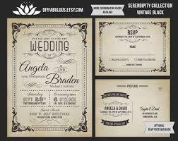 Vintage Wedding Invitation Vintage Wedding Invitations Vintage Wedding Invitations For Having