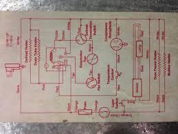 true cooler wiring diagrams dolgular com Freezer Defrost Timer Wiring Diagrams at True T49f Freezer Wiring Diagram