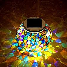 Manor Solar Mosaic Light Mosaic Solar Light For Decorative Solar Mosaic Garden Lights