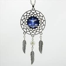 Zodiac Dream Catcher Best 32 Trendy Style Dreamcatcher Feather Pendant Libra Necklace Zodiac