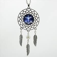 Zodiac Dream Catcher Best 32 Trendy Style Dreamcatcher Feather Pendant Libra Necklace Zodiac