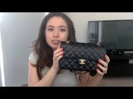 chanel bags classic small. chanel classic flap bag - whats in my handbag review | anne baxter youtube bags small