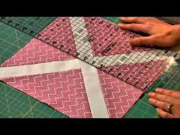 Free quilting lesson: Slashed quilt block from start to finish ... & Free quilting lesson: Slashed quilt block from start to finish | Craftsy  Block of the Month Adamdwight.com