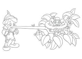 Pinocchio Coloring Pages 2572634
