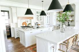 White Farmhouse Kitchen White Modern Farmhouse Kitchen White