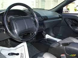 1996 Sebring Silver Metallic Chevrolet Camaro RS Convertible ...