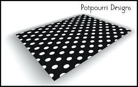black and white polka dot rug black white polka dot rug black and white polka dot