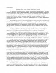 dance critique essay examples clincher in an essay dance critique essay examples
