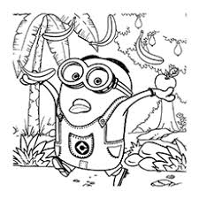 15 minions printable coloring pages for kids. 35 Cute Minions Coloring Pages For Your Toddler