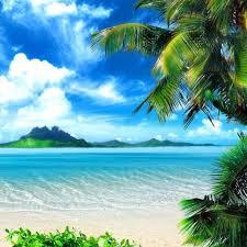 ipad mini hd summer tropical beach wallpaper hd landscape