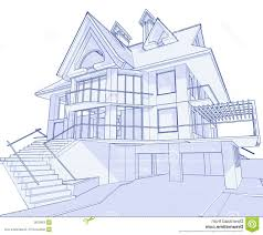 House Blueprint Htm Photo Pic Blueprint Of A House  Home Interior Blueprints For A House