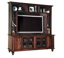 tv hutch. amish tv console hutch enclosure entertainment center wall unit traditional wood tv e