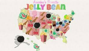 Jelly Bean Colour Chart Most Popular Jelly Bean Flavors Ranked Candystore Com