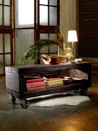 dan faires reclaimed lumber coffee table