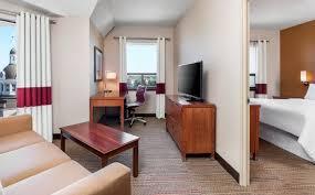 Kingston Bedroom Furniture Kingston Accommodations Suite Four Points Kingston