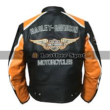 harley davidson classic cruiser biker jacket