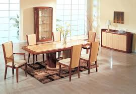 granite dining room sets round