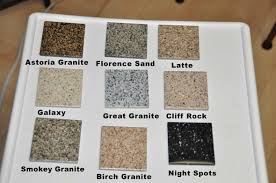 Kitchen Granite Colors Laminate Kitchen Countertops Colors