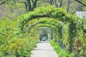 brooklyn botanic garden gardens