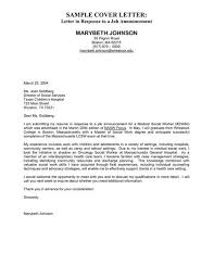 Resume Health Care Worker Cover Letter