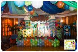 Owl Balloon Decorations Stage Decors Moments By Eleanor