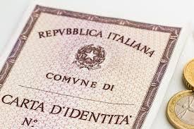 Risultati immagini per carta di identità