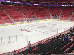 Little Caesars Arena Seating Chart Hockey Little Caesars Arena Section 126 Detroit Red Wings