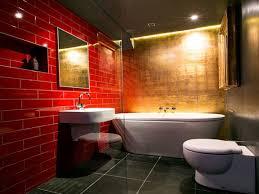 Gold Bathroom Red And Gold Bathroom Ideas
