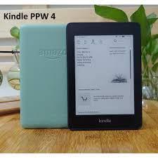 Máy đọc sách Kindle Paperwhite (Kindle PPW 1, 2, 3, 4) Used Very Good chính  hãng nhập khẩu Mỹ, Nhật