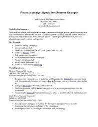 program analyst resume com program analyst resume is one of the best idea for you to make a good resume 15
