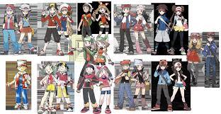 Pokemon Main Characters (Page 1) - Line.17QQ.com